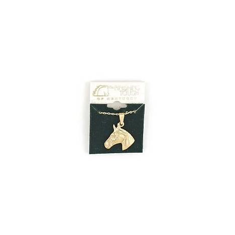 Finishing Touch Horse Head Necklace
