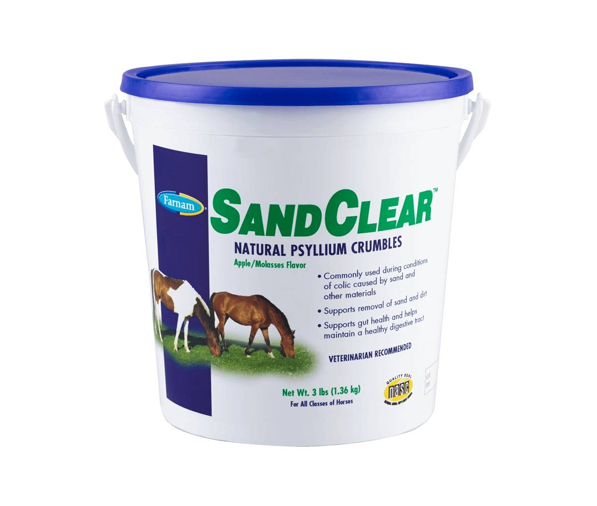 basic horse supplement