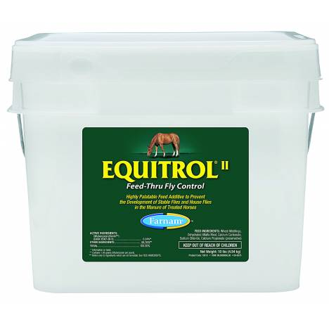 Farnam Equitrol Feed Through Fly Control