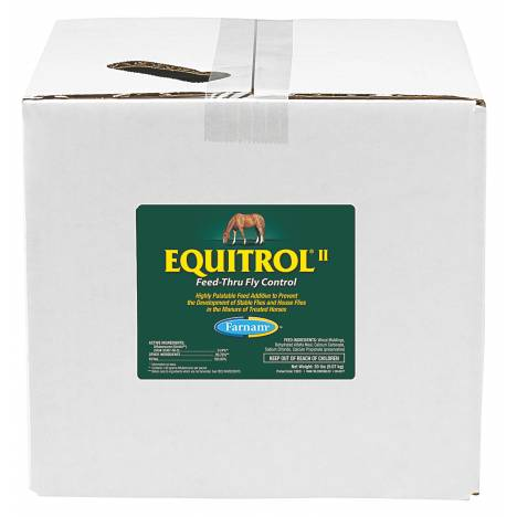 Equitrol Feed-Thru Fly Control