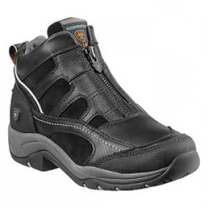 Ariat Terrain Zip H2O Boots - Ladies, Black
