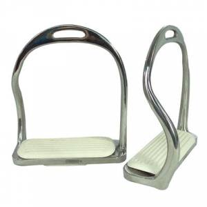 Coronet Foot Free Safety Stirrup Irons