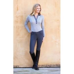 Goode Rider Signature Breeches - Ladies, Knee Patch, Euroseat