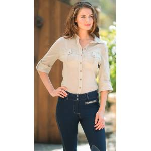 Goode Rider Iconic Knee Patch Breeches - Ladies
