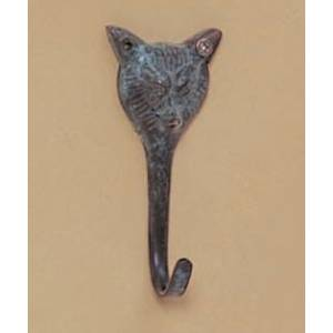 Horse Fare Fox Head Hook