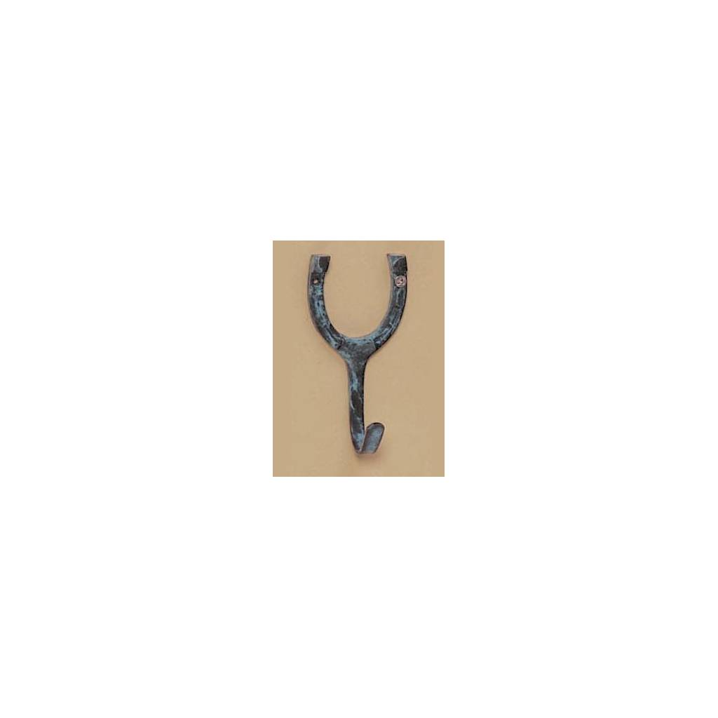 Horse Fare Single Small Horseshoe Hook