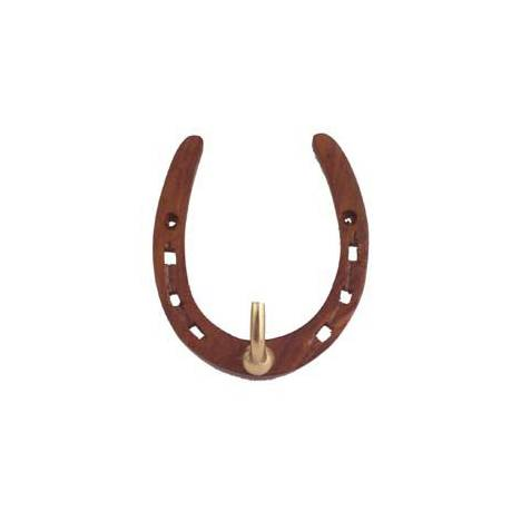 Horse Fare Horseshoe Hook - Large