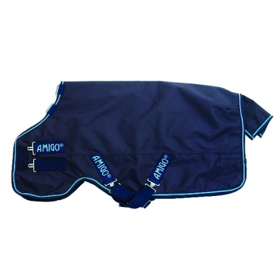 Amigo Bravo 12 Turnout - Lightweight (100g)