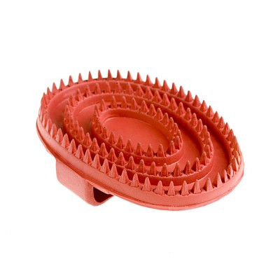 Horze Rubber Curry Comb