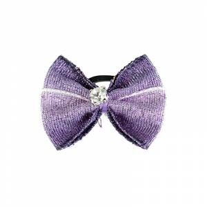 Horze Metallic Show Bows with  Diamonds