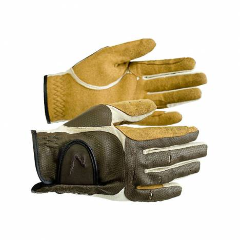 Horze Elizabeth Synthetic Leather Gloves