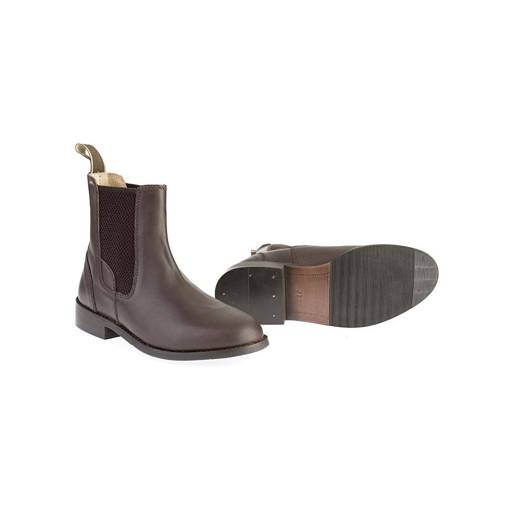 HorZe Ladies Summer Jodhpur Boots/Driving Shoes