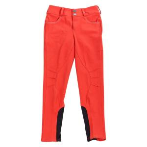 Daisy Clipper Riding Pant with Butterfly - Kids, Euro Seat