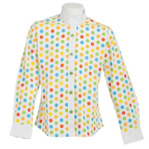 Daisy Clipper Polka Dot Show Shirt - Kids
