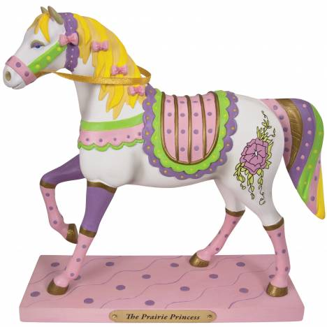 The Trail of Painted Ponies Prairie Princess Figurine