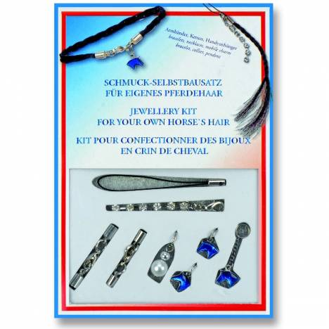 Kelley Do It Yourself Horse Hair Jewelry Set