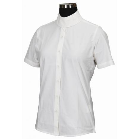 TuffRider Starter Show Shirt - Ladies, Short Sleeve