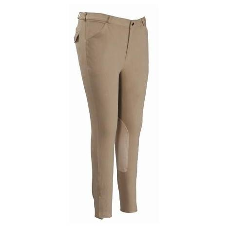 TuffRider Performance Patrol Riding Breeches - Mens, Knee Patch