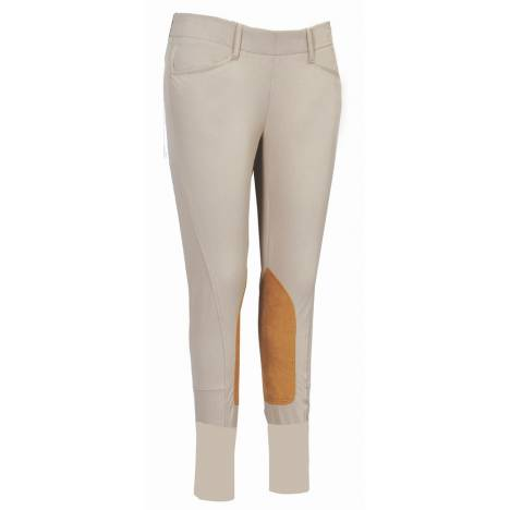 Equine Couture Kids Champion Side Zip Riding Breeches