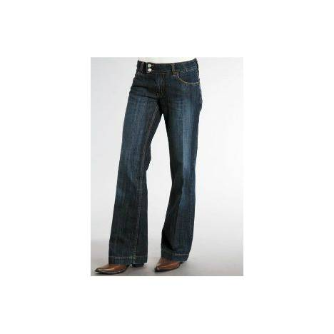 Stetson Denim City Trouser - Ladies