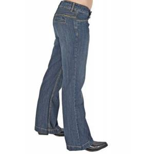 Stetson Denim City Trousers - Ladies, Long