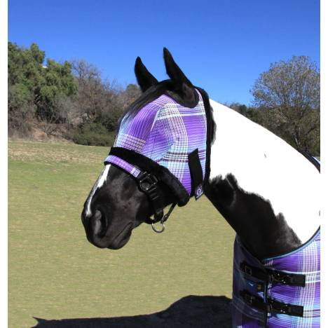 Kensington Mini Fly Mask with Fleece