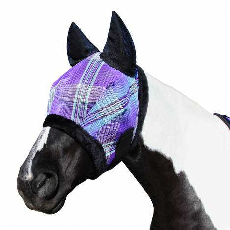 Kensington Mini Fly Mask with Fleece & Ears