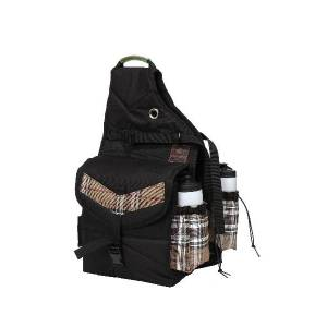 Kensington Insulated Western Saddle Bag with Bottles