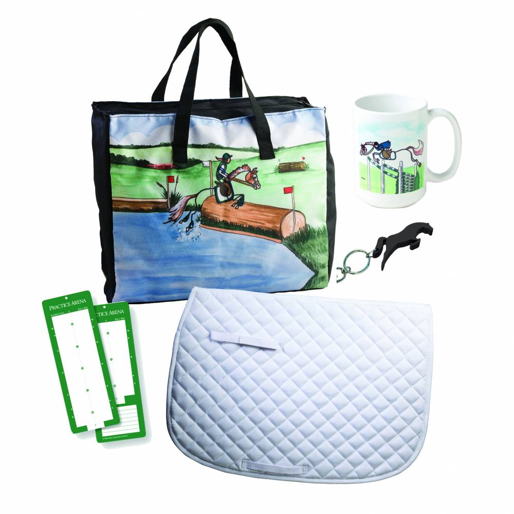 Kelley Amp Company Eventing Gift Pack Equestriancollections
