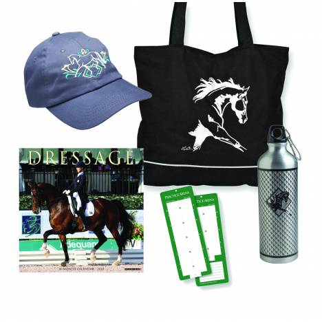 Kelley & Company Dressage Lover Gift Pack