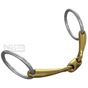 Neue Schule Tranz Angled Pony Loose Ring - 10mm