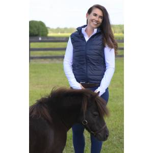 Sara A. Mearns Collection Ladies Quilted Vest