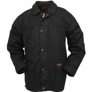 Outback Oilskin Pathfinder Jacket - Mens