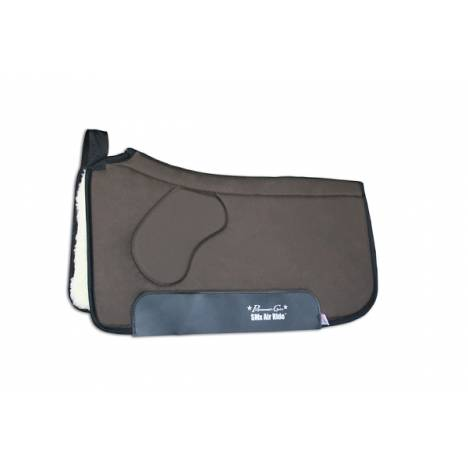 Professionals Choice SMx Air Ride Orthosport Saddle Pad, 33""