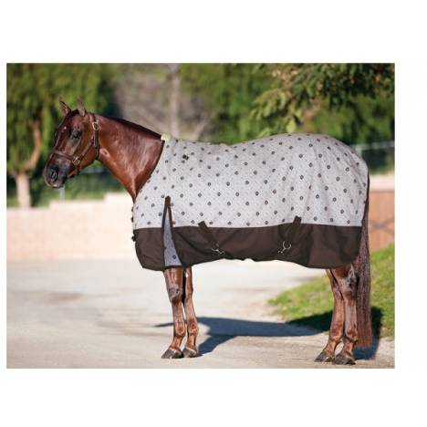 Professionals Choice John Deere Mid Weight Turnout Horse Blanket