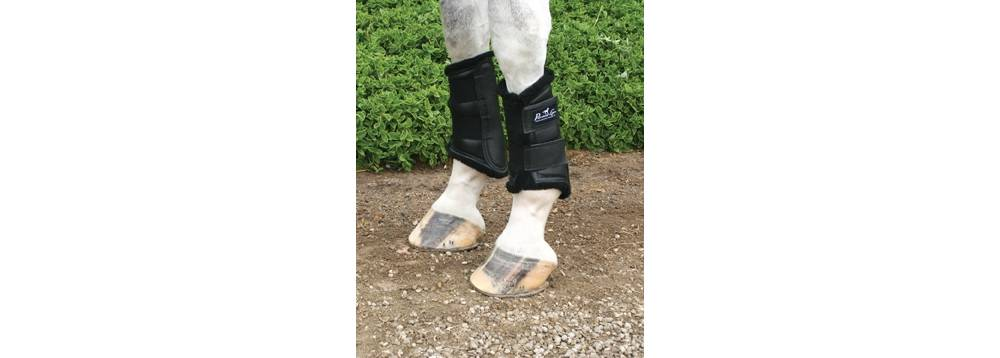 Professionals Choice Leather Protective Boot