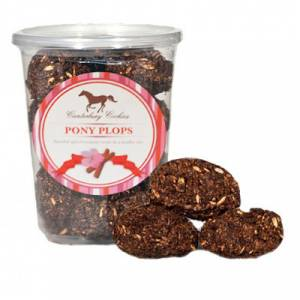 Canterbury Cookies Pony Plops Treat 20oz