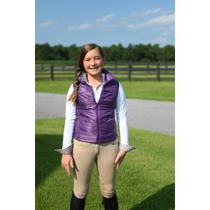 Sara A. Mearns Collection Kids Quilted Vest