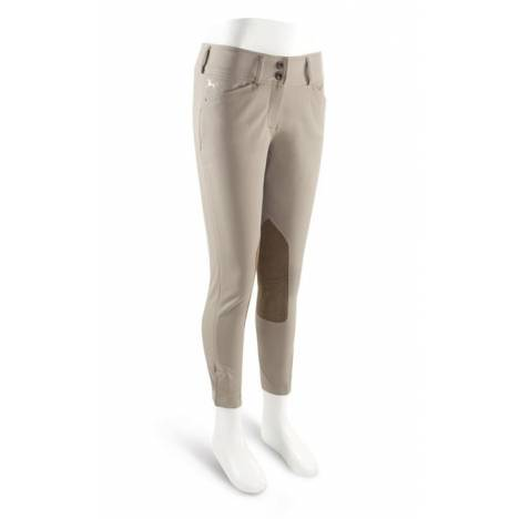RJ Classics Platinum Breeches -Girls, EuroSeat, Beige