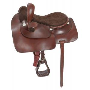 Royal King Smooth Leather Side Saddle