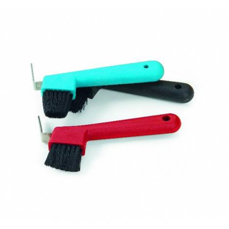 Shires Hoof Pick with Brush