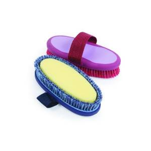 Shires Two Tone Body Wash Brush