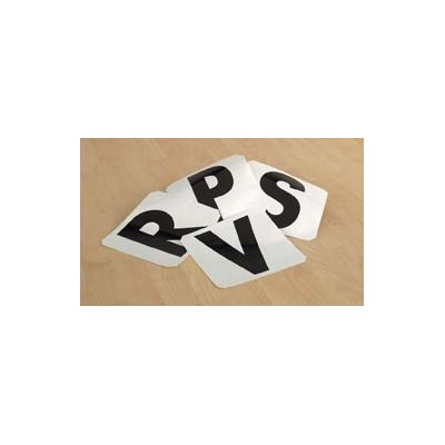 Shire Self Adhesive Dressage Letters