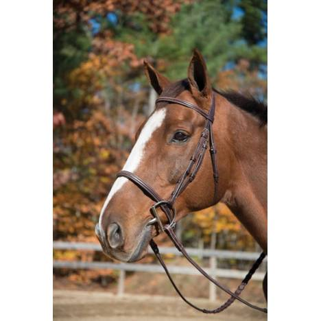 Shires Hartford Snaffle Bridle