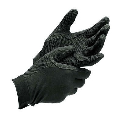 Shires Equestrian Kids Newbury Cotton  Grip Gloves