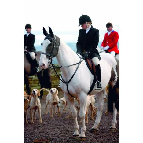 Shires Clifton Frock-Style Hunt Coat - Ladies