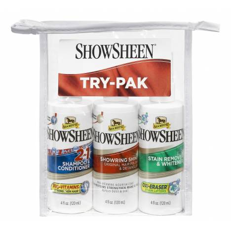 Showsheen Try Pak Sampler