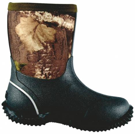 Smoky Mountain Youth/Teen Camo Amphibian Boots