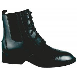 Smoky Mountain Youth/Teen Leather Paddock Boots