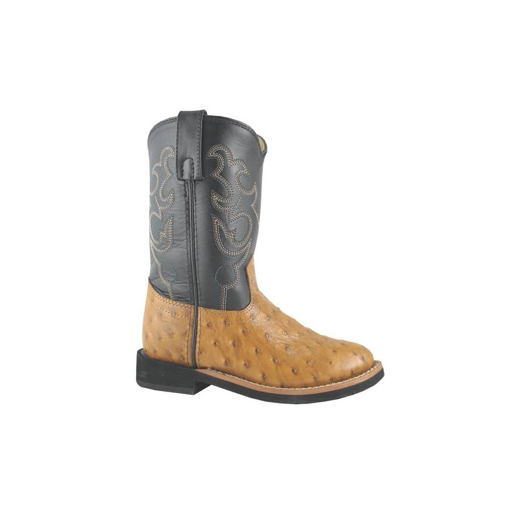 Smoky Mountain Youth/Teen Shawnee Crepe Sole Boots